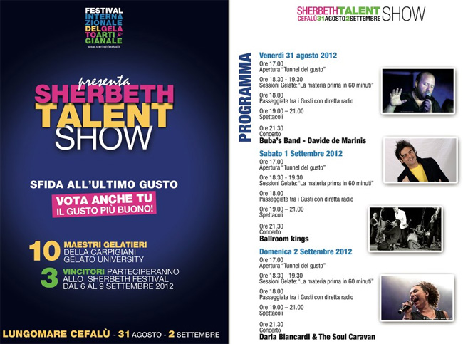 programma sherbeth talent show