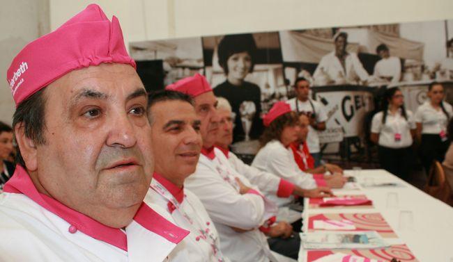 gelatieri: in primo piano Santo Musumeci da Randazzo (Ct)