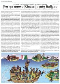 manifesto rinascimento italiano centazzo 1