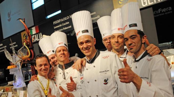 squadra italiana coppa del mondo gelateria 2012
