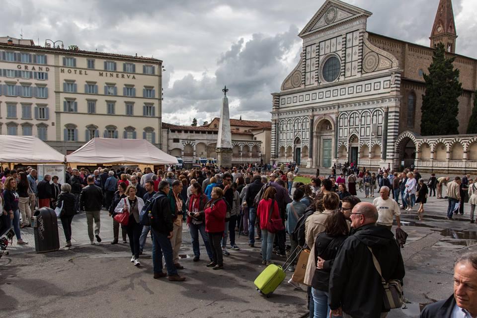 piazza santa maria novella firenze