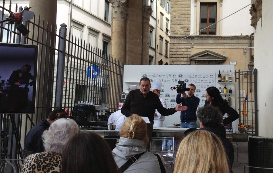 gianfranco vissani firenze gelato festival