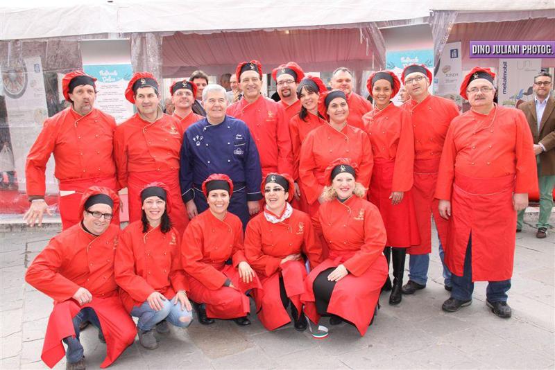 I gelatieri artigiani triveneto al Pedrocchi Delice 2013