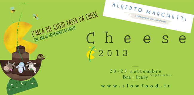 cheese 2013 logo slow food