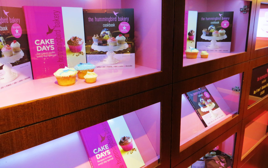 i libri di ricette cupecakes hummington bakery