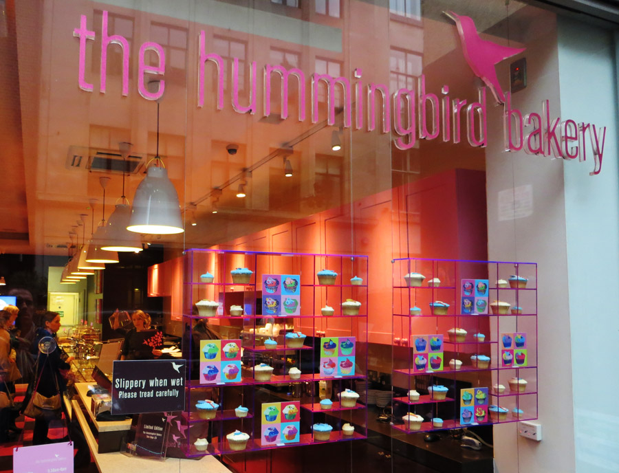 the hummingbird bakery soho london