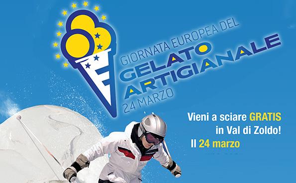 ski day gratis giornata europea gelato