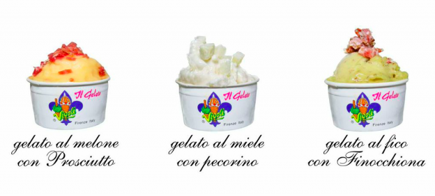 gelato finocchiona vivoli firenze