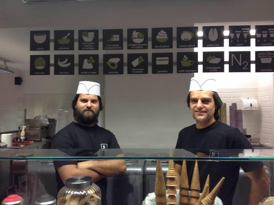gelateria n2 roma