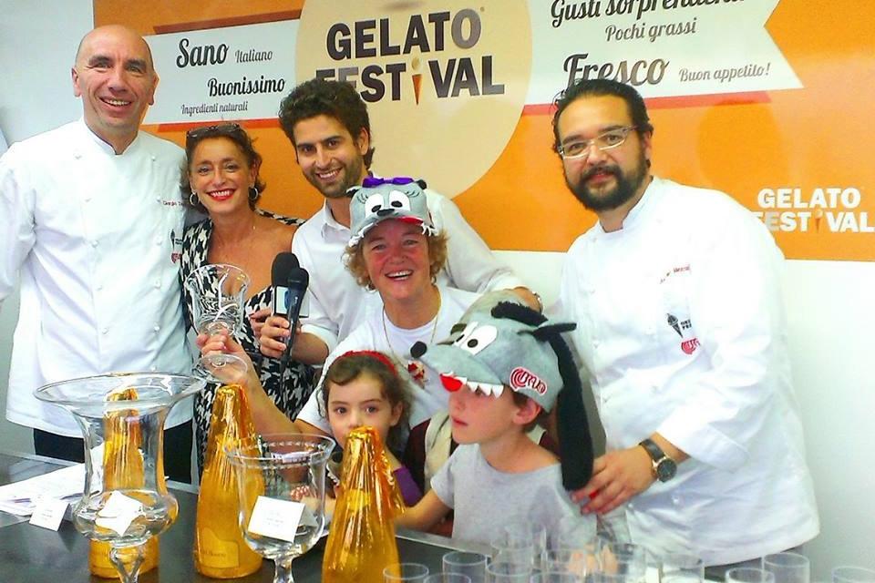 giovanna bonazzi terzo posto gelato festival
