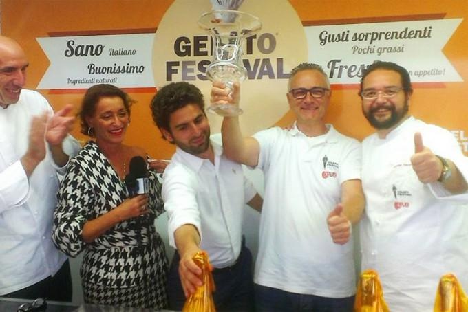 paolo pomposi gelateria badiani vincitore gelato festival 2015
