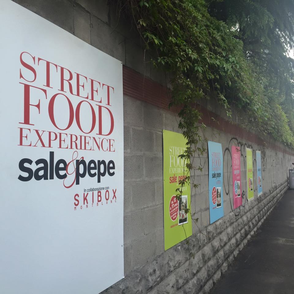 street food experience sale & pepe