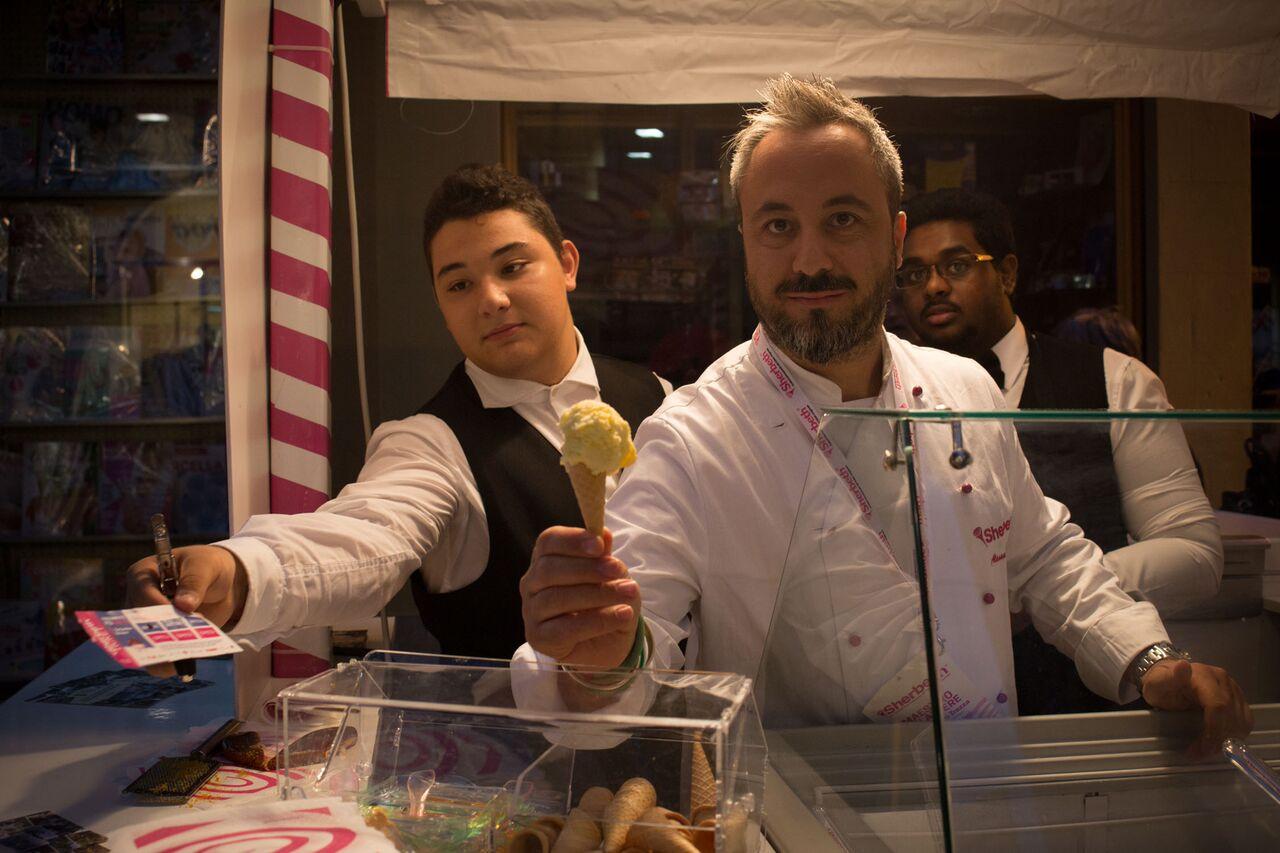 sherbeth festival gelatieri palermo