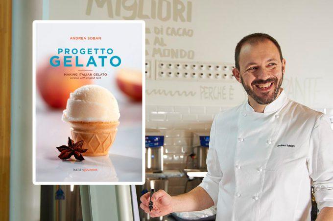 progetto gelato making italian gelato
